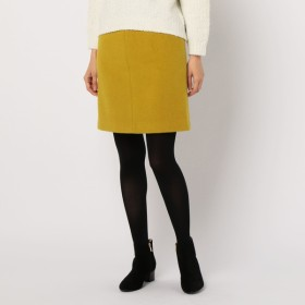 [マルイ]【セール】アルパカ混シャギーAラインスカート/ノーリーズ レディース(NOLLEY'S)