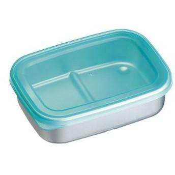 アルミ急速冷凍保存容器 S ブルー