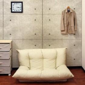 東洋ケース 壁デコステッカー1.2m コンクリート KABE-12-13 【 アドキッチン 】