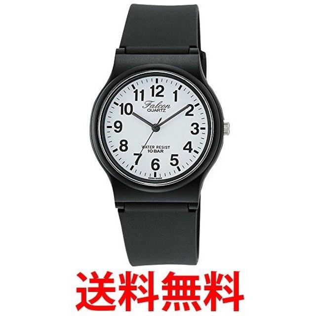 シチズン キューアンドキュー VP46-852 CITIZEN Q&Q 腕時計 Falcon ファルコン アナログ表示 10気圧防水 ホワイト VP46852
