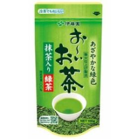 伊藤園 お~いお茶 抹茶入り緑茶 100g