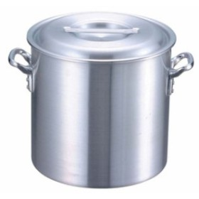 EBM アルミ プロシェフ 寸胴鍋(目盛付)21cm【 ガス専用鍋 】