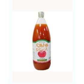 信州自然王国 トマトジュース100% 1L×6本 0615