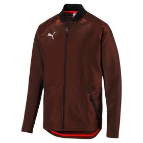 【プーマ公式通販】 プーマ FTBLNXT プロ ジャケット メンズ Puma Black-Red Blast  CLOTHING PUMA.com