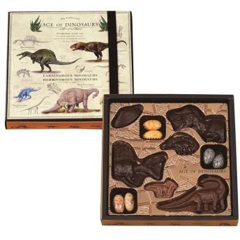 【遅れてごめんね!バレンタイン】 チョコ AGE OF DINOSAURS 恐竜ショコラM 本命 チョコ 【2月15日以降順次発送】
