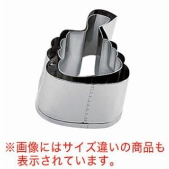 SA 18-8業務用 抜型 へび 小【厨房用品 調理器具 料理道具 小物 】