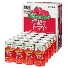 伊藤園 理想のトマト 190g×20本