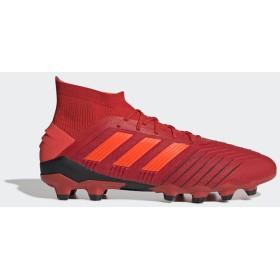 サッカー スパイク プレデター 19.1-ジャパン HG/AG メンズ adidas (アディダス) DBK91 F97368 アクティブレッドS19/ソーラーレッド/コアブラック