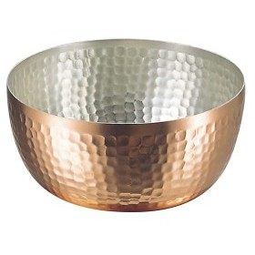 銅 ヤットコ鍋 21cm