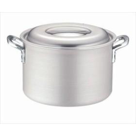 TKG IHアルミ 半寸胴鍋(目盛付) 24cm 【 ずんどうラーメン半寸胴鍋おすすめおでん用鍋寸胴型ず