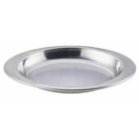 エコクリーン IKD18-8給食皿 小判型