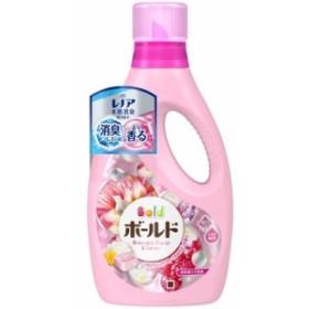 P&GJapan ボールドジェル アロマティックフローラル&サボンの香り 本体【液体衣料用洗剤】