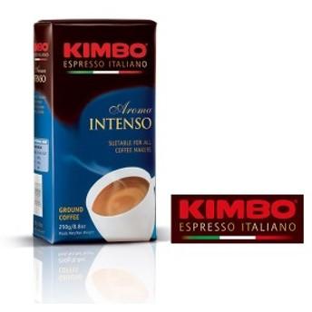 キンボ エスプレッソ粉 インテンソ 250g (袋) KIMBO コーヒー エスプレッソ 【キャンセル・返品・交換不可】