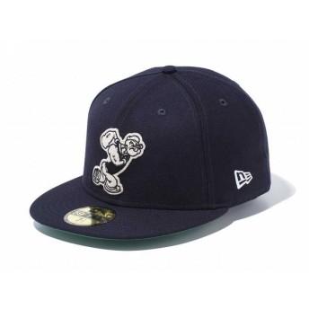 ニューエラ NEW ERA 59FIFTY ポパイ フェルトパッチ 5950 POPEYE FEL カジュアル 帽子