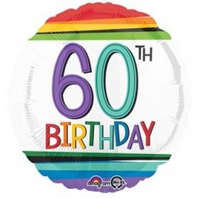 還暦のお祝いに!60歳バースデーバルーン