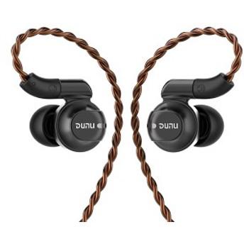 DUNU-TOPSOUND ドゥーヌトップサウンド DK-4001 Chi 極 高音質 ハイブリッド イヤホン イヤフォン