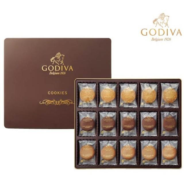 ゴディバ クッキーアソートメント55枚入 HN-81271 内祝い・お返しギフト 菓子・食品ギフト 焼菓子 (27)