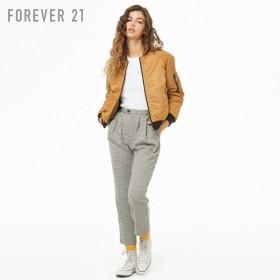 FOREVER21 フォーエバー21 パファーMA-1 レディース