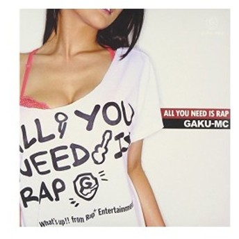 ALL YOU NEED IS RAP 中古