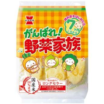 がんばれ!野菜家族 51g 食品 おやつ(お菓子) 6・7ヵ月~のおやつ (54)