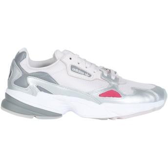 《セール開催中》ADIDAS ORIGINALS レディース スニーカー&テニスシューズ(ローカット) ライトピンク 6 革 / 紡績繊維 Falcon W