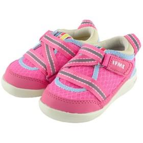 [12.5~14.5cm]IFME(イフミー) ライト ベビーシューズ ピンク シューズ・ファッション小物 ベビーシューズ(~14.5cm) (82)