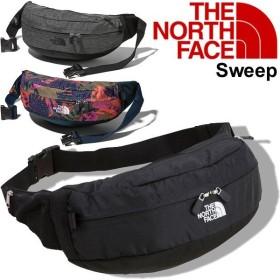 ウエストバッグ ウエストポーチ THE NORTH FACE ザノースフェイス スウィープ アウトドアバッグ 6L スポーツ カジュアル バッグ Sweep 鞄/ NM71904