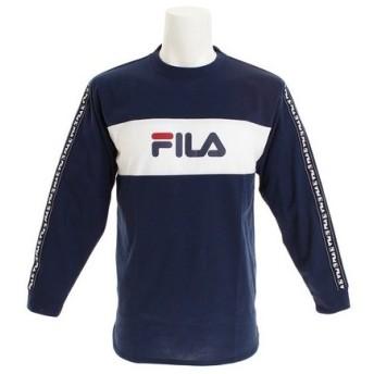 フィラ(FILA) ロングTシャツ FM4641-20 (Men's)