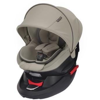 [シートベルト取付]エールベベ クルット5sグランス グラングレージュ チャイルドシート ベビーカー・カーシート・だっこひも カーシート・カー用品 チャイルドシート(新生児~) (41)
