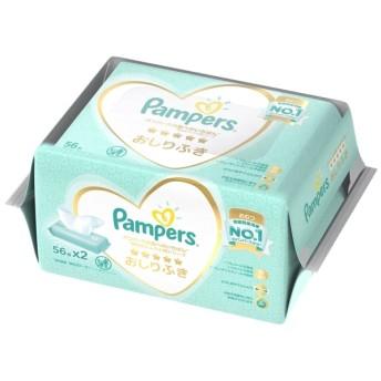 おしりふき パンパース肌へのいちばん おしりふき56枚x2 おむつ・おしりふき・トイレ おしりふき・ウェットティッシュ おしりふき (39)