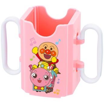 紙パックホルダー アンパンマン ピンク 育児用品 お食事用品 ペットボトル・紙パック飲料補助グッズ (20)