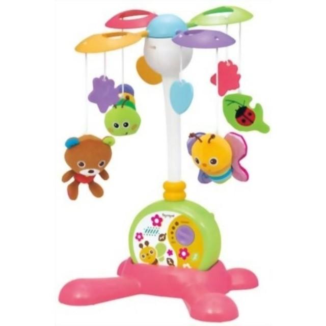 やすらぎふわふわメリー おもちゃ おもちゃ・遊具・三輪車 メリー・プレイマット (19)