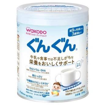 和光堂 フォローアップミルク ぐんぐん300g 食品 ミルク・粉ミルク フォローアップミルク (28)
