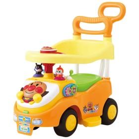 よくばりビジーカー 押し棒+ガード付 アンパンマン おもちゃ おもちゃ・遊具・三輪車 乗用玩具 (12)