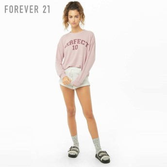 FOREVER21 Perfect10グラフィックトップ