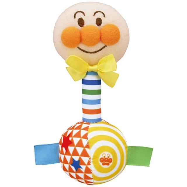 ベビラボ アンパンマン らくらくにぎれるはじめてラトル おもちゃ おもちゃ・遊具・三輪車 ベビートイ (233)