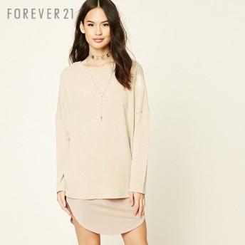 FOREVER21 フォーエバー21 【ドルマンスラブTシャツ】(5,000円以上購入で送料無料)