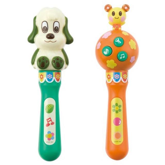 ワンワンとうーたんのマラカス おもちゃ おもちゃ・遊具・三輪車 ベビートイ (233)