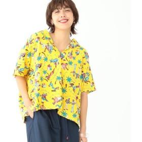 [マルイ]【セール】SUN SURF × BEAMS BOY / ハワイアン セーラー シャツ/ビームス ボーイ(BEAMS BOY)