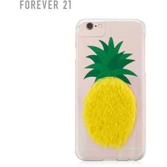 FOREVER21 フォーエバー21 【パイナップルiPhone6/6s/7ケース】(5,000円以上購入で送料無料)