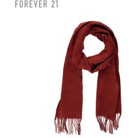 FOREVER21 フォーエバー21 【フリンジトリムストール】(5,000円以上購入で送料無料)