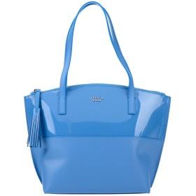 《期間限定 セール開催中》TOSCA BLU レディース ハンドバッグ ブルー なめし革