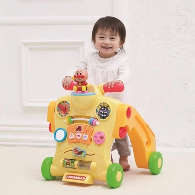 乗って!押して!へんしんウォーカー アンパンマン おもちゃ おもちゃ・遊具・三輪車 乗用玩具 (11)