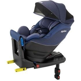 [ISOFIX・シートベルト取付]アップリカ クルリラプレミアムAB プレミアムネイビー チャイルドシート ベビーカー・カーシート・だっこひも カーシート・カー用品 チャイルドシート(新生児