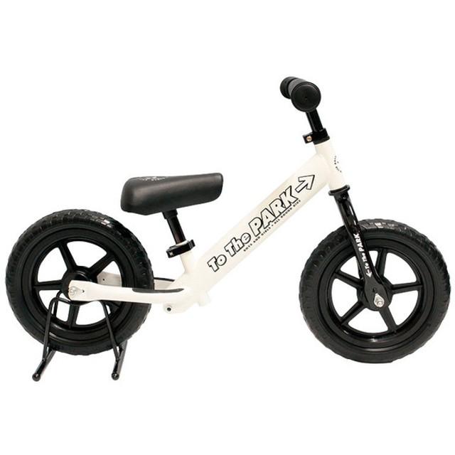 トゥーザパーク キックバイク ホワイト おもちゃ おもちゃ・遊具・三輪車 三輪車・二輪車 (13)