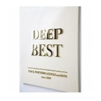 DEEP BEST (初回受注限定生産) (ALBUM+2枚組DVD) 中古