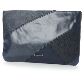 デシグアル Desigual ACCESSORIES PU LONG WALLET (Blue/Navy)