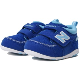 [11.5~13.0cm]New Balance(ニューバランス)FS123 ブルー シューズ・ファッション小物 ベビーシューズ(~14.5cm) (66)