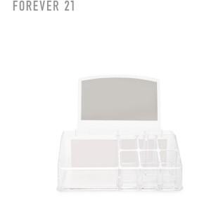 FOREVER21 フォーエバー21 【ミラーコスメオーガナイザー】(5,000円以上購入で送料無料)