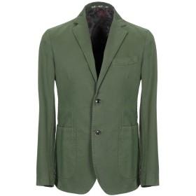 《期間限定セール開催中!》AT.P.CO メンズ テーラードジャケット グリーン 42 コットン 100%